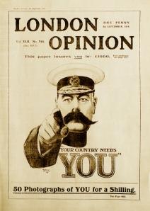 London Opinion 1914
