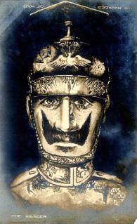 Germany's leader, Kaiser Wilhelm - The Ravager