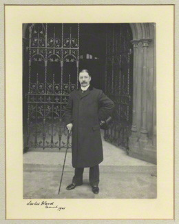 NPG x45005; Sir Leslie Ward by Sir (John) Benjamin Stone