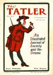 Tatler magazine's front cover in 1901