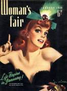 Woman's Fair from January 1940 filled with content from the US, including a Jon Whitcomb cover illustration