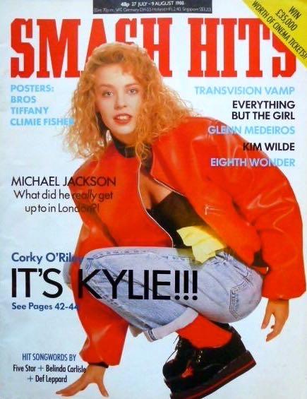 Pop music magforum blog for Popular music 1988