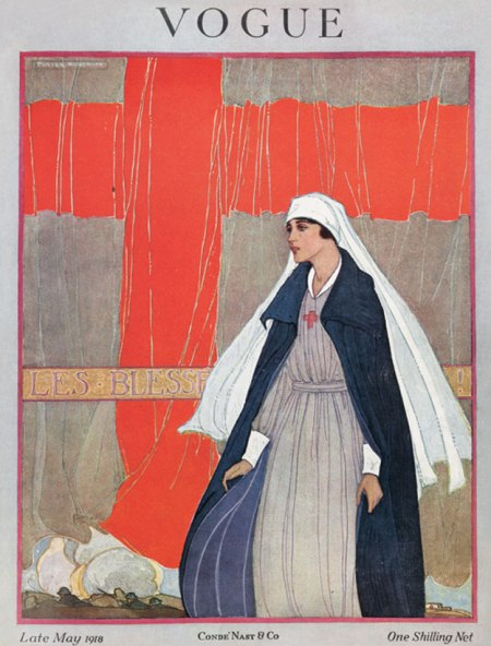 Vogue from 1918 - beware, it's bigger than it looks