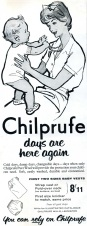 Chilprufe advert from Queen magazine in 1961Chilprufe advert from Queen magazine in 1961