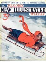New Illustrated starts to change its name to Record Weekly in 1920 (January 17 issue)