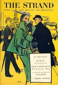 The last issue of the Strand, March, 1950 under editor MacDonald Hastings