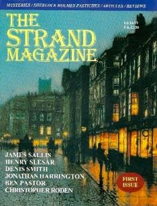 First issue of a US version of the Strand in 1999