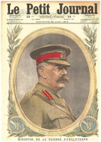 Cover of Le Petit Journal of 25 June 1916