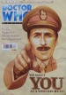 2002 Dr Who magazine with Lethbridge Stewart in the Kitchener pose (August 21)