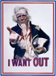 i_want_out_vietnam_war_protest_poster