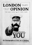 London Opinion cover from 5 September 1914