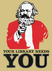 Karl Marx as the Uncle Sam derivative of KItchener
