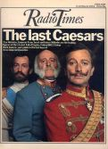 Radio Times from 9 March 1974, The last Caesars