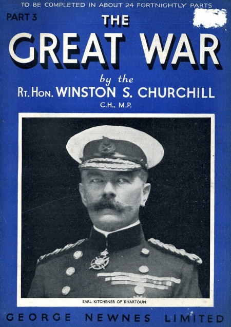 Churchill's Great War partwork from 1933