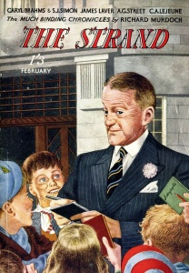 1948 Strand cover of Liverpool ITMA comedian Tommy Handley