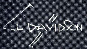 Charles Davidson's signature