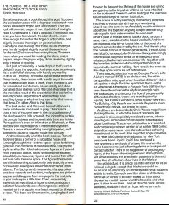 Real Review, first issue: spread of pages 19 and 22