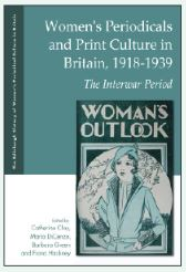 Cover of Womens Periodicals and Culture from Edinburgh University Press