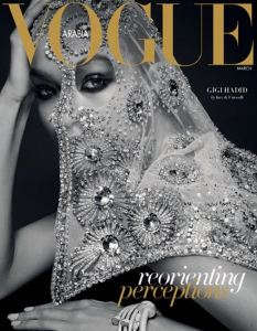 Abdulaziz put Gigi Hadid, a Palestinian-American model, on her second Vogue cover