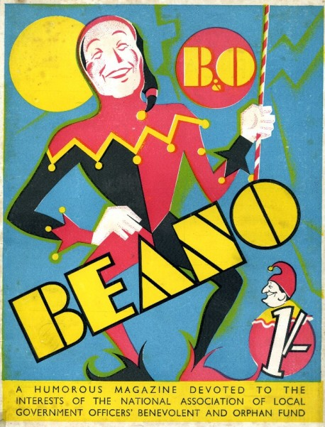 Beano magazine was launched in 1934 by Nalgo, the trade union, to raise funds for members widows and orphans. Did it inspire the comic title?