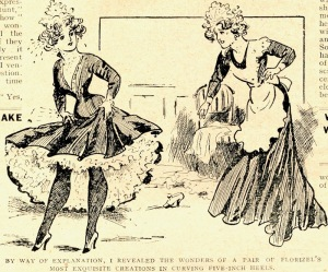 PHOTO-BITS-1911-AMBER-THE-ACTOR-dressed-as-a-maid