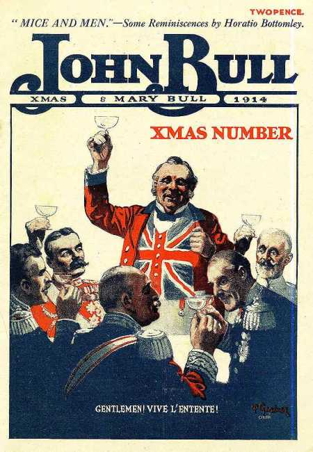 john-bull-1914-christmas-toast-kitchener-france