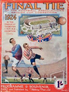 1924-FA-cup-final-programme-fleetway-press