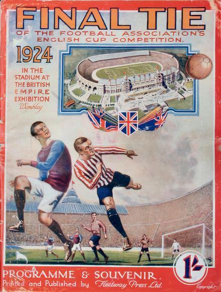 1924-FA-cup-final-programme-fleetway-press