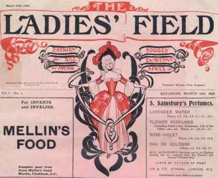ladies-field-magazine-masthead-1898-by-arthur-rackham-signature