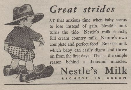 radio-times-1945-may-10-Mabel-Lucie-Atwell-nestle-advert