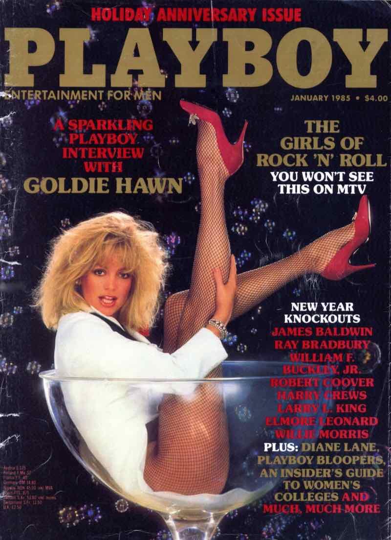goldie-hawn-champagne-glass-playboy-magazine-1985-january