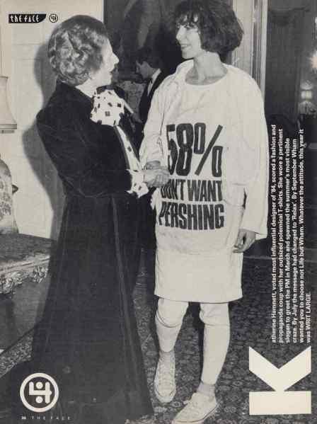 katharine-hamnett-margaret-thatcher-face-magazine-1985-jan-t-shirts