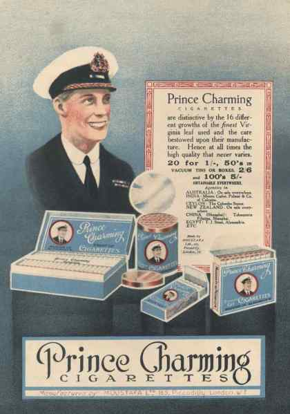 printers-pie-magazine-1923-prince-charming-moustafa-cigarette-advert